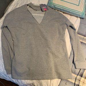 Misguided fashion sweatshirt